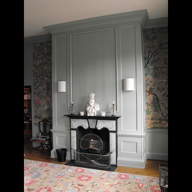 Panelled Bedroom